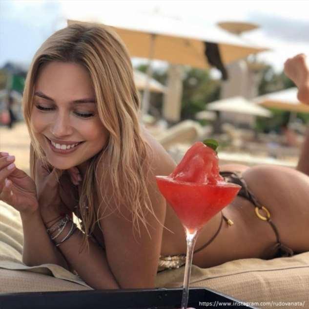 Наталья Рудова сфотографировалась обнаженной для мужского журнала
