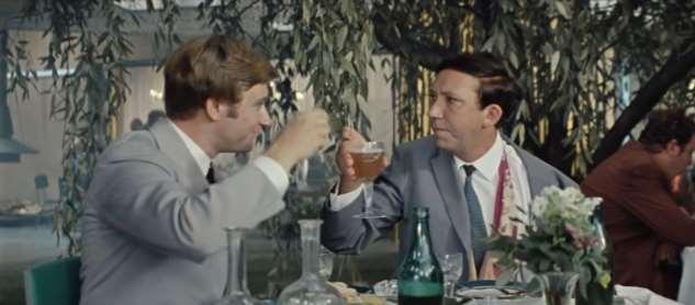 Неслучайные персонажи ресторана «Плакучая ива» в «Бриллиантовой руке»