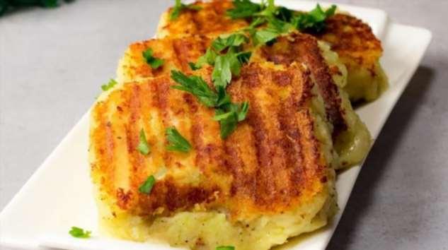 Бутерброды из картошки