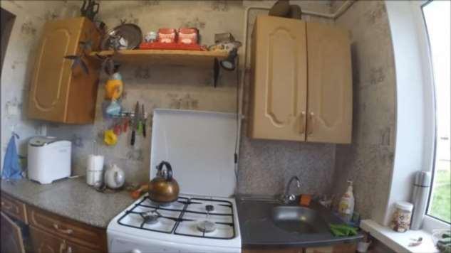 Бюджетное обновление кухни