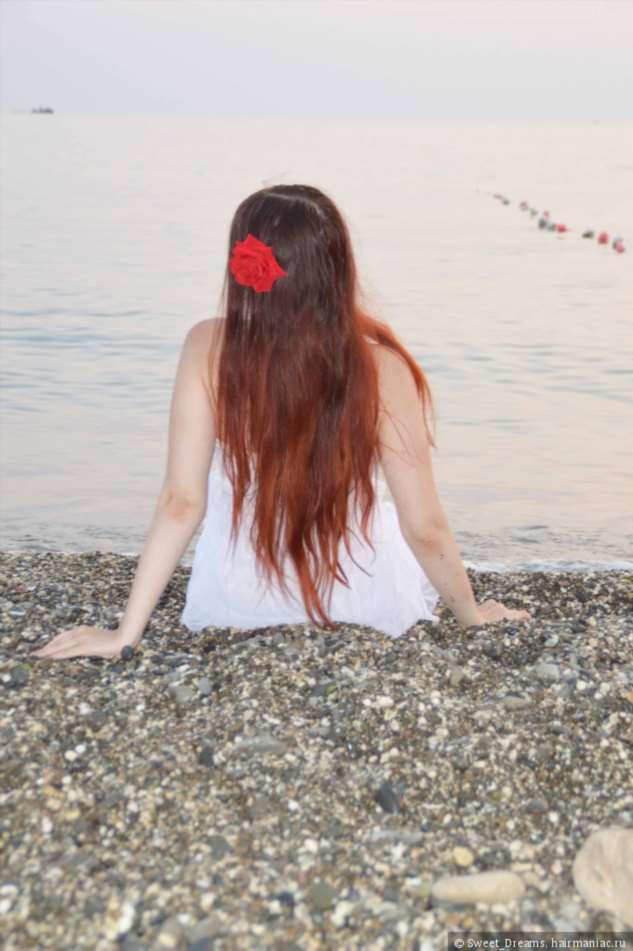 Раскрываю секрет сохранения густого среза или как все-таки отрастить осветленные волосы