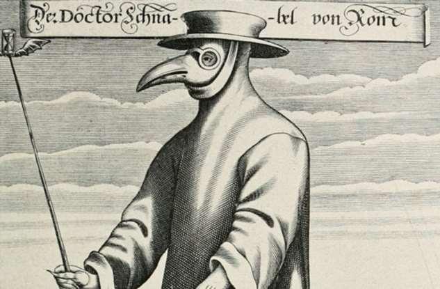 Что такое некроподштанники, почему костюм чумного доктора имеет клюв и зачем грешники надевают колпаки?