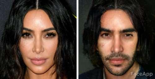 Как бы выглядели эти знаменитые женщины, если бы родились мужчинами