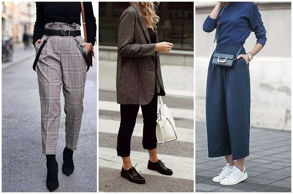 Как правильно сочетать брюки обувью: примеры и антипримеры