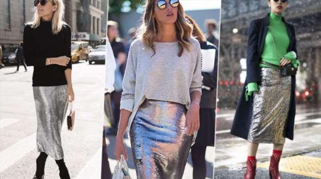 Серебряный look: как носить и с чем сочетать оттенки белого металла