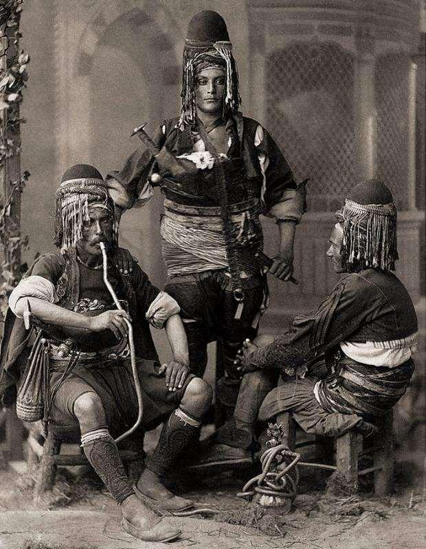 Османские башибузуки