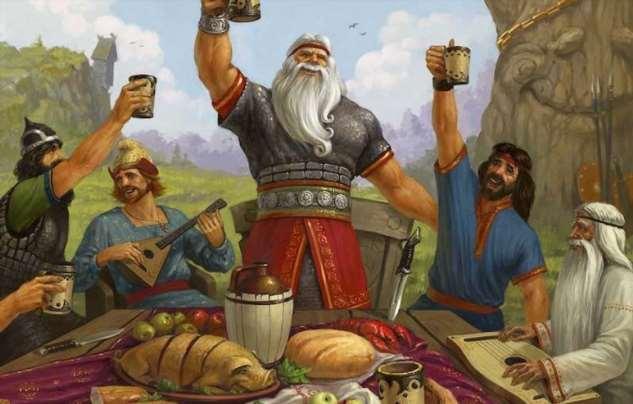 Какой мед пили наши предки