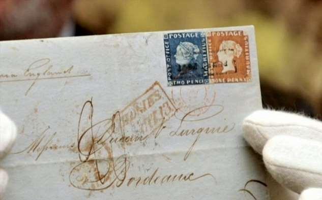 Самое дорогое письмо в мире