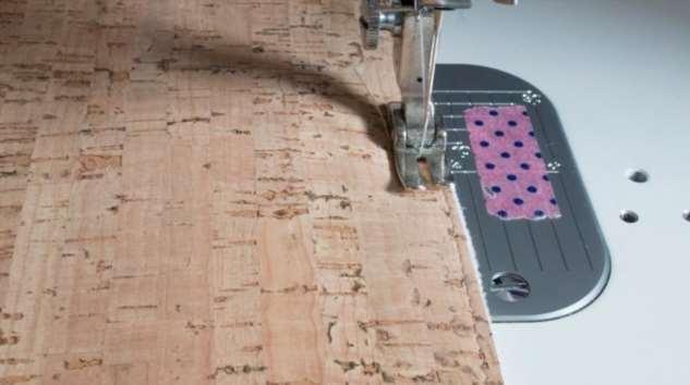 Что такое пробковая ткань и что можно сшить из нее