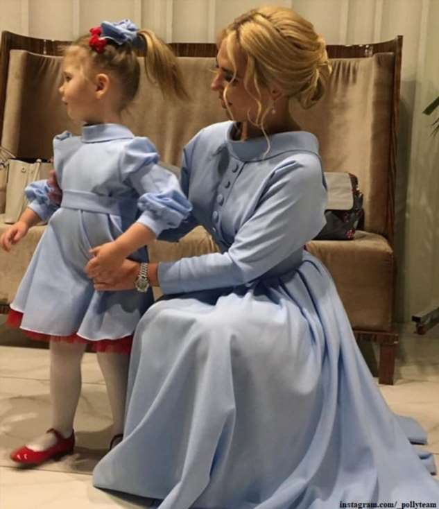 Певица Пелагея воссоединилась с бывшим мужем на дне рождении дочери