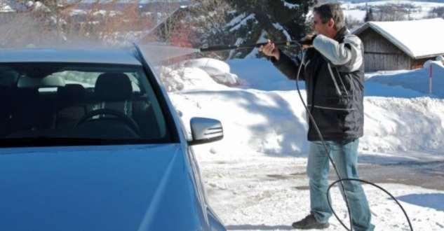 Почему нельзя мыть автомобиль, нагревшийся на солнце? И другие мифы