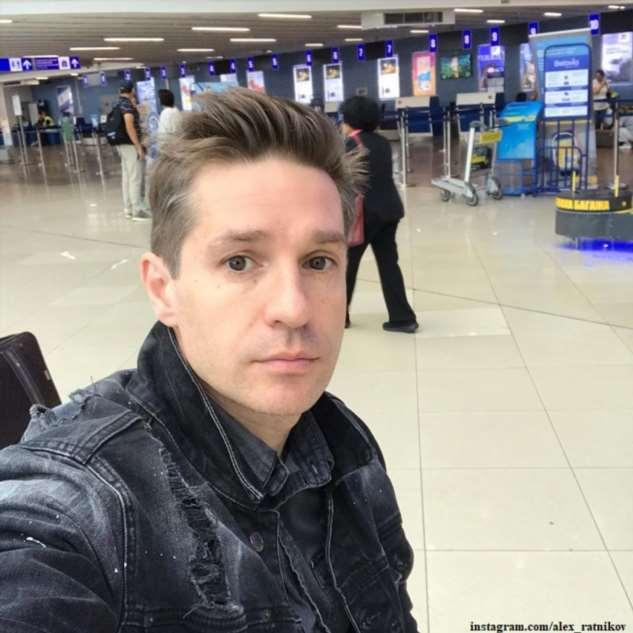 Александр Ратников развелся с дочерью Георгия Тараторкина