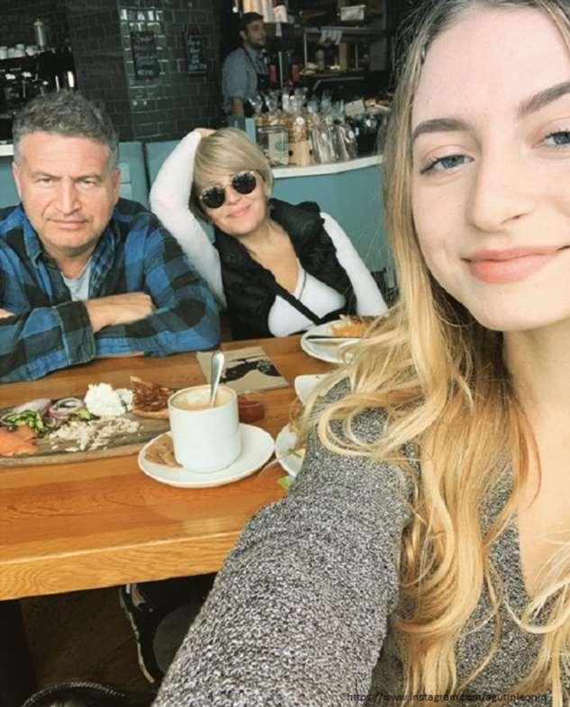 Анжелика Варум и Леонид Агутин поздравили дочь с совершеннолетием