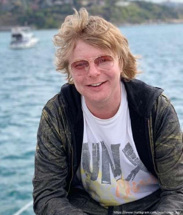 Андрей Григорьев-Апполонов будет судиться с любовницей