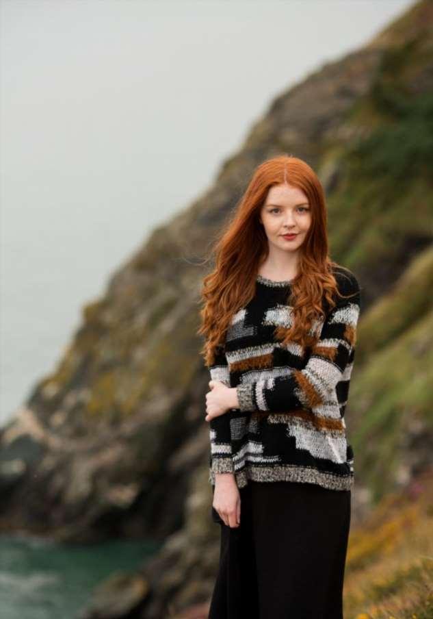 Фотограф объездил весь мир, чтобы сфотографировать самых красивых рыжих девушек