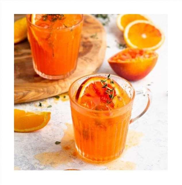 Лимонад из апельсиновых корок