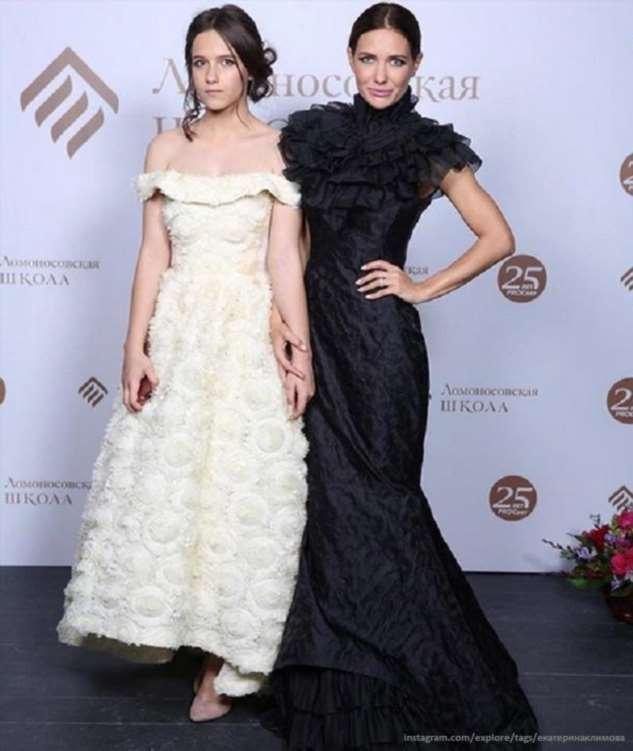 Екатерина Климова поделилась фото дочери-красавицы, поздравив ее с совершеннолетием