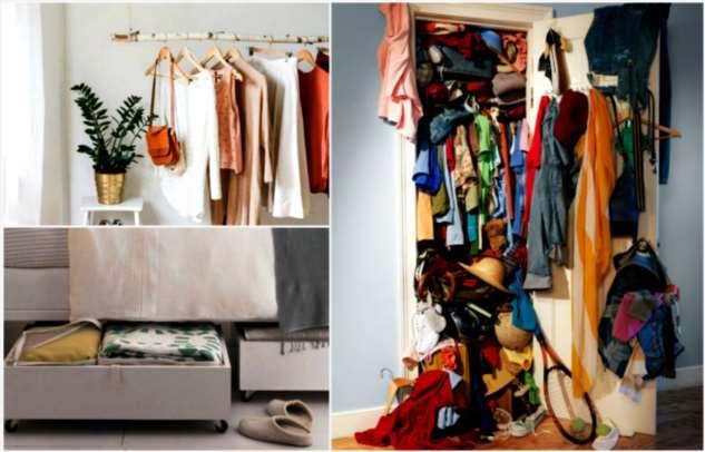 12 нетривиальных идей, которые помогут разгрузить гардероб, ничего не выбрасывая