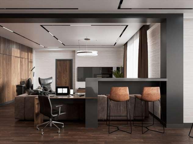 Потолки в современных интерьерах. Что в моде, а что устарело?