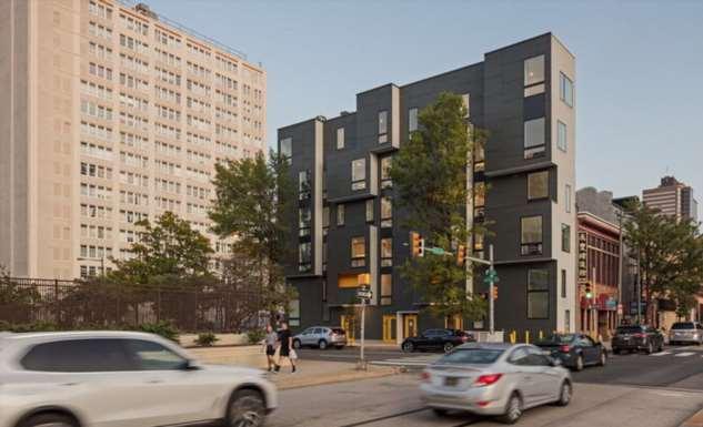 Вместо парковки – дом на 7 квартир на одной сотке