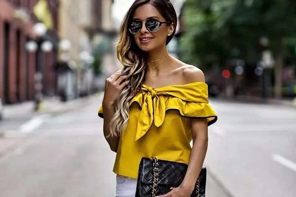 Модные блузки на лето 2020