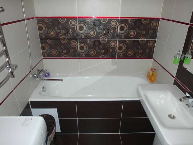Ванная комната: сделано с вниманием к мелочам