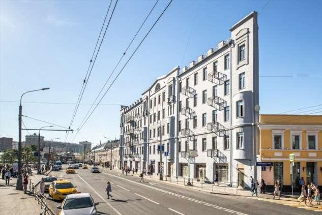 Откуда в Москве «плоские» дома?