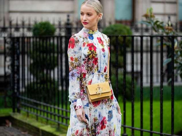 Как носить цветочный принт: 6 модных идей на каждый день