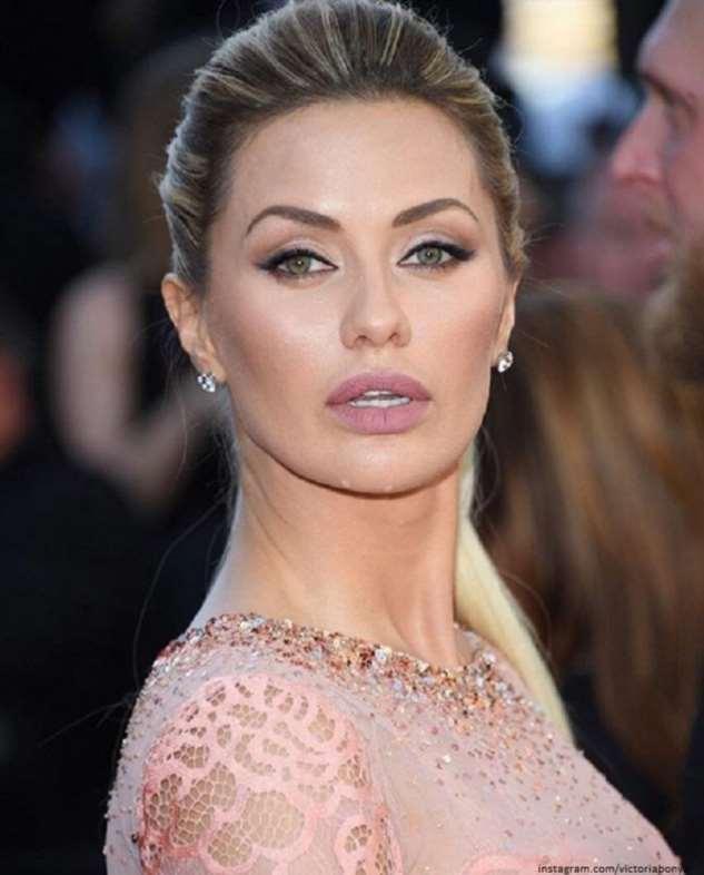Виктория Боня испортила лицо уколами красоты