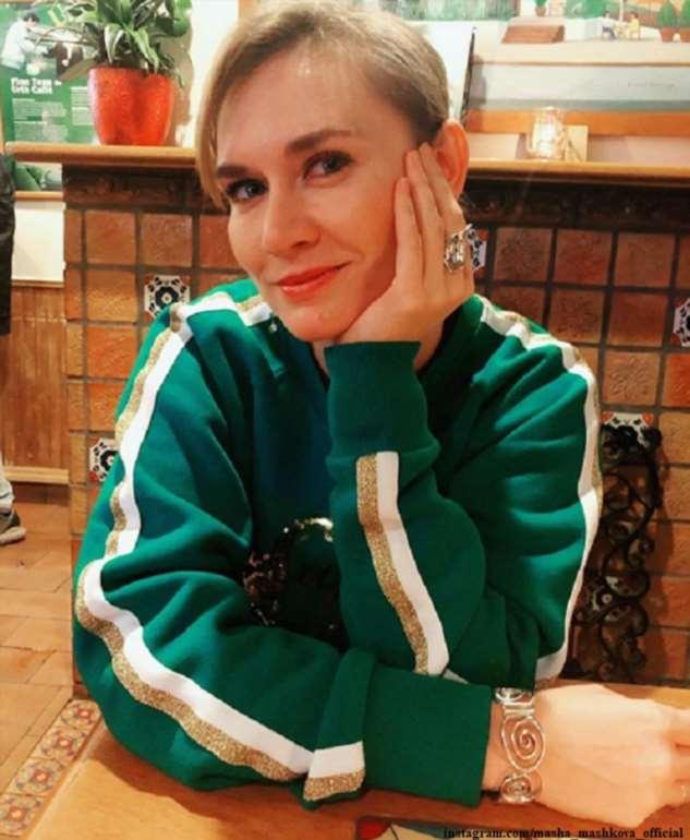Мария Машкова разлучилась с семьей из-за коронавируса