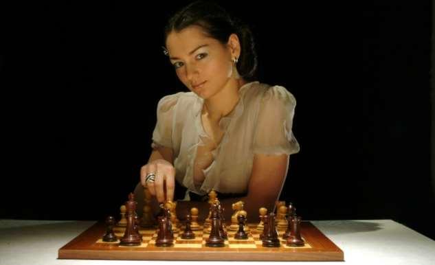 Как я играл в шахматы на поцелуй и до чего доигрался