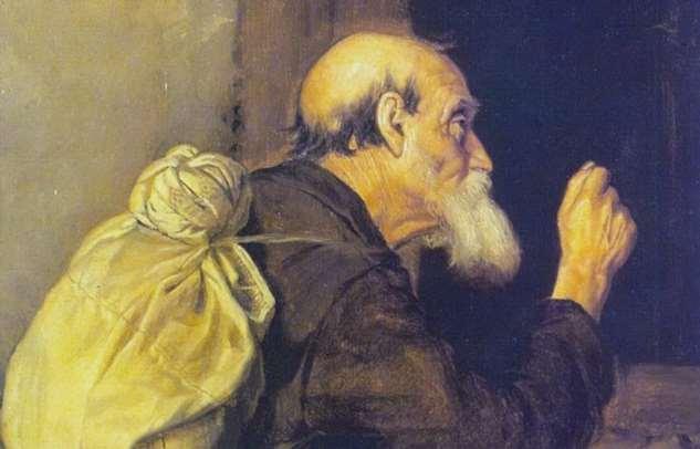 Как «чужой век заедали», и Почему в старину было так много стариков-нищих