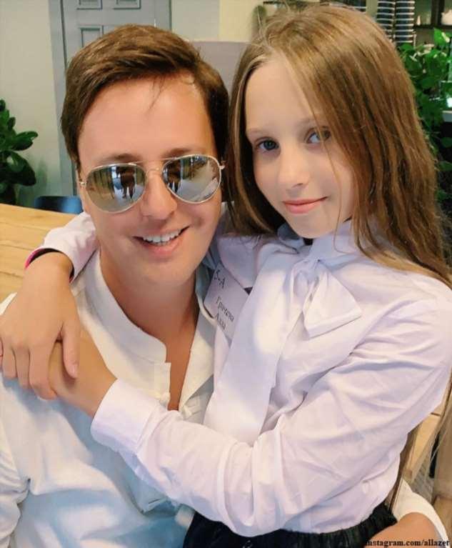 11-летняя дочь Витаса перепела его самую популярную песню