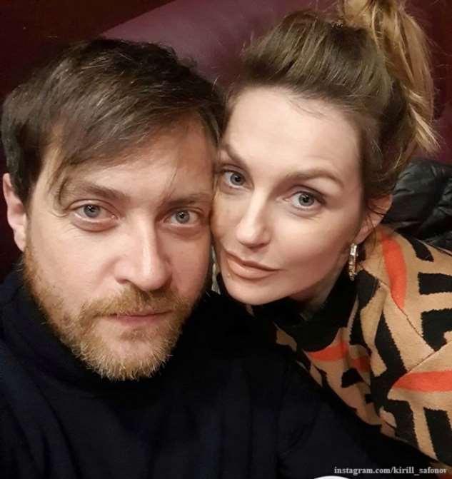 Саша Савельева с мужем  рассказали о семейной жизни