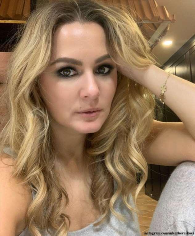 Мария Кожевникова опубликовала честное фото без косметики