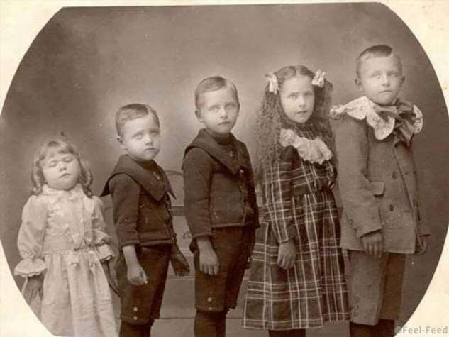 Страшные игры, или Почему в старину дети играли в похороны