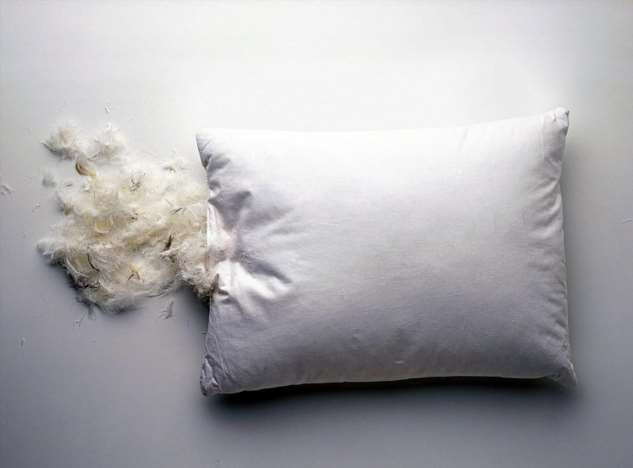 Можно ли стирать подушку пуховую в домашних условиях
