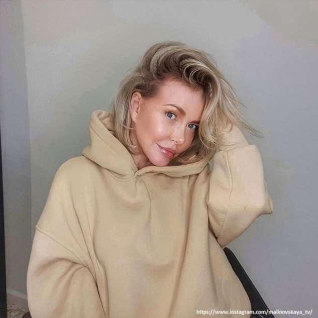 Маша Малиновская показала свой целлюлит на попе