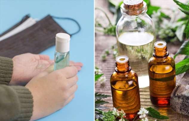 Как быстро приготовить антисептик для рук в домашних условиях