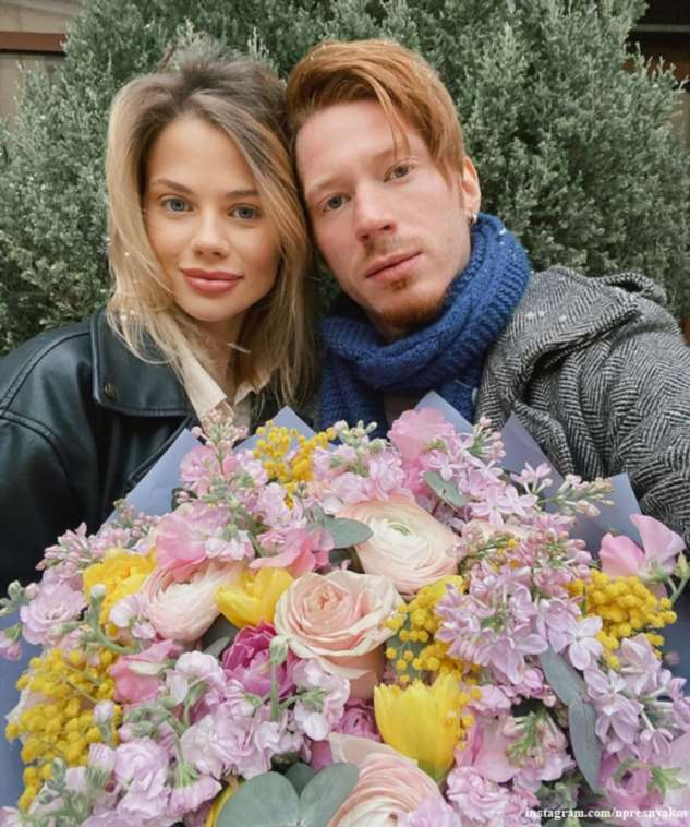 Жена Никиты Преснякова в свой день рождения призналась ему в любви