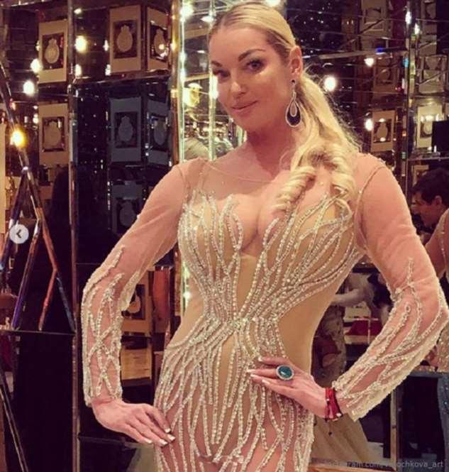 Свадьба Анастасии Волочковой под угрозой срыва из-за коронавируса