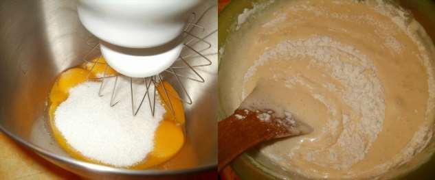 Арабский молочный пирог