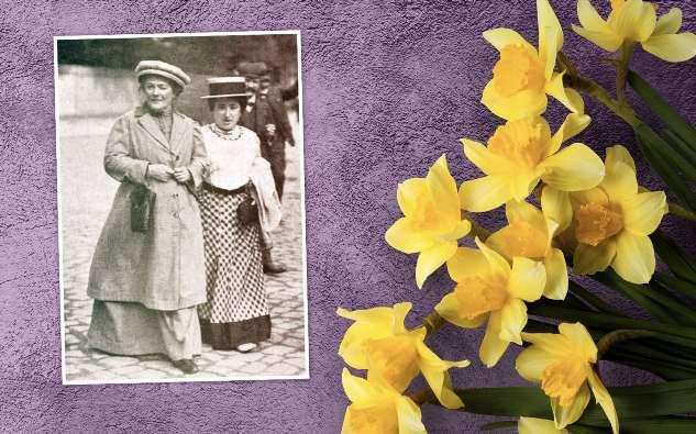 Клара Цеткин и Роза Люксембург: история двух подруг, «подаривших» миру «Международный женский день» — 8 марта!