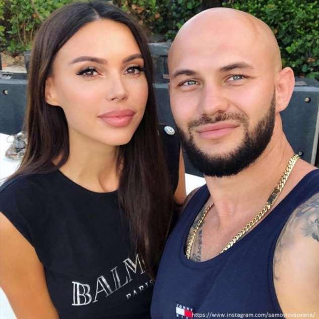 Жена Джигана, Оксана Самойлова рассказала об избиении