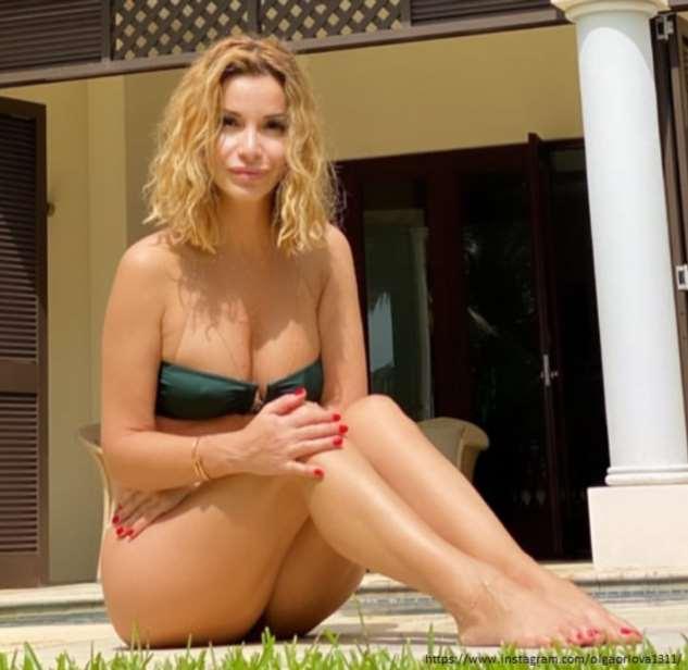 Ольга Орлова призналась, что не бреет ноги