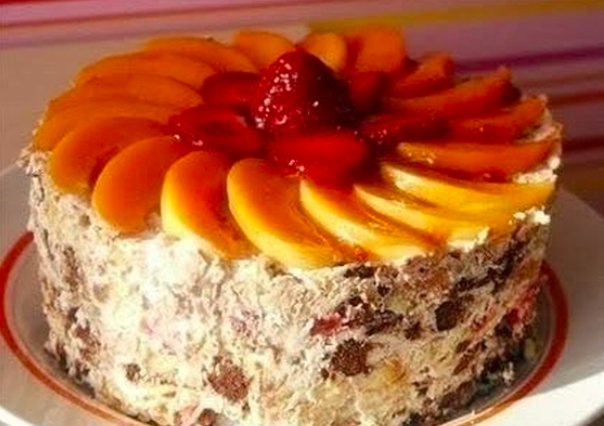 Рецепт ленивого торта «Творожный лентяй»