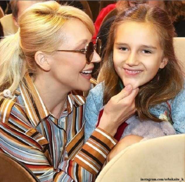 Кристина Орбакайте намекнула на непростой характер дочери в день ее рождения