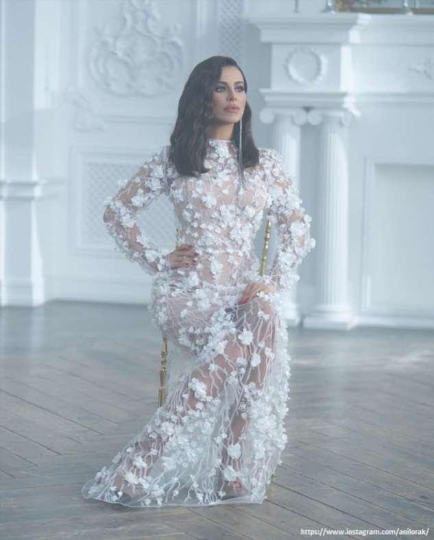 Ани Лорак примерила костюм Шахерезады