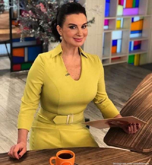 Екатерине Стриженовой потребовалась экстренная медицинская помощь