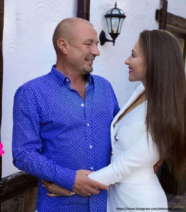 Александр Жулин стал многодетным отцом